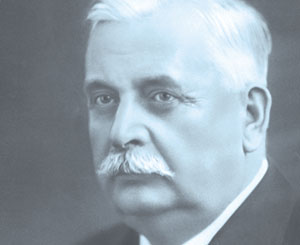Oscar Kjellberg Founder of ESAB